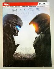 Halo 5: Guardians Official Strategy Guide by Prima Games (2015, Paperback)