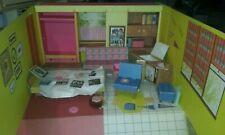 Vintage 1962 Original Mattel Barbie Dream House Near Complete