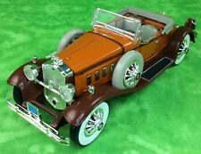 National Motor Museum Mint 1930 Packard Convertible 1:32 Diecast Car Lot Classic