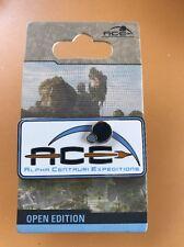Disney Pandora World Of Avatar ACE Logo OE Pin Alpha Centauri Expedition