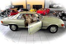 *TOPP STERN DER 70ER JAHRE* Mercedes Benz 280SLC Coupe W107 im Oldtimer Museum
