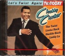 Chubby Checker - TV Today: Let's Twist Again - CD, Limbo Rock, Loddy Lo a.m.m.