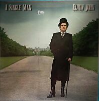 Schallplatte 33 Upm A Single Man Elton John