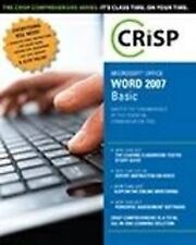 Microsoft Office Word 2007: Basic Book/CD Package (Crisp Comprehensive), Crisp T