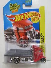 Hot Wheels 1997 Hirakers 12.2ms Woodie