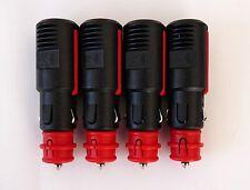 4 X AUTO+MOTO SPINA UNIVERSALE SPINA ACCENDISIGARI 4 pezzi