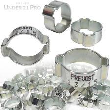 Ø 13/15 mm Lot de 10 Colliers de serrage tuyaux tube flexible