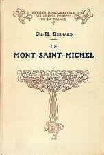Le mont saint michel - Besnard