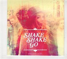 (GT210) Shake Shake Go, England Skies - 2015 DJ CD