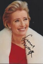 "EMMA THOMPSON ""Harry Potter"" Foto 13x18 signiert IN PERSON Autogramm signed"