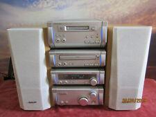 Komplette TECHNICS Mini Design Stereoanlage SC-HD515MD