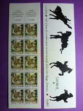 LOT 11032 TIMBRES STAMP CARNET CROIX ROUGE FRANCE ANNEE 1995