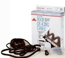 EASYHEAT 80' Roof & Gutter De-icing Kit Heat Tape Cable - NIB