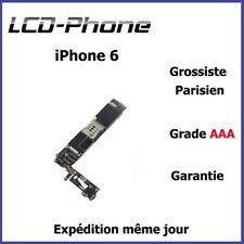 Carte Mère Fonctionnelle Débloquée tout opérateur iPhone 6 16G Non bloqué iCloud