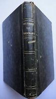 OEUVRES CHOISIES DE BERNARD  1816