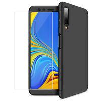 "Coque etui protection 360° avec Verre Trempé Samsung Galaxy A7 (2018) 6.0"""