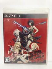PS3 No More Heroes Heroes Paradise Used Japanese Version