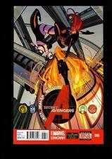 Secret Avengers US Marvel Comics vol.1 # 006/'14