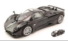 Motormax MTM79159BK PAGANI ZONDA F 2008 BLACK 1 18 Modellino