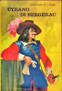CYRANO DI BERGERAC - SAVIGNANO DI CYRANO - BRI 1972