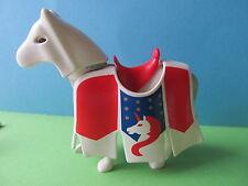 Playmobil Pferd zu Turnier Ritter Schabracke Festkleid Einhorn 3287  3268 3666