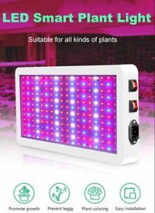 GROW LED 🌿 Lampada led per crescita piante e coltivazione indoor 2000W