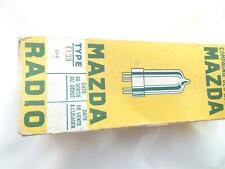 <🕎>  RARE MAZDA LAMPE TUBE VALVE Röhre EL39 NIB NOS SEALED BOX (voir 4654K) =°=