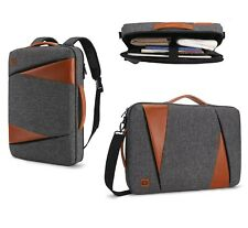 Laptop Sleeve Case Backpack Multi-use Travel Bags Computer Bag for Mac Note book
