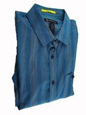 I.N.C. Men's Dress Shirt Blue Bell Long Sleeves Size M