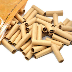 NEW HORNET PRE ROLLED TIPS FILTER TIPS ROACHES PAPER NATURAL ROLLING PERFECTON