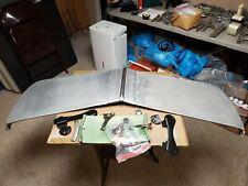 Vintage Original Fulton Exterior Adjustable Sun Shield Visor Hot Rod Lowrider