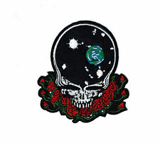 """3""""  Grateful Dead Space your Face patch Iron on steal patches free us ship"""