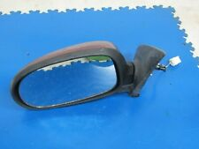 2000-2003 Nissan Maxima OEM LH driver power mirror assembly (maroon, scuffed)