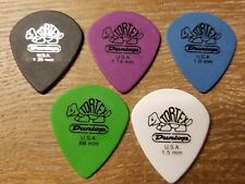 Dunlop Tortex Jazz III XL  5 Picks .88,1.0,1.14,1.35,1.5mm