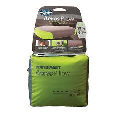 Sea to Summit Aeros Pillow Premium Deluxe - Green S2sapilpremdlxgn