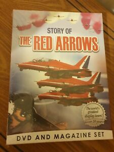The red arrows  DVD