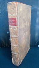 DE BELLO PELOPONNESIACO THUCYDIDIS, 1731 Thucydide, Thucydides, Tucídides