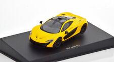 1:43 AUTOart McLaren P1 2013 yellowmetallic