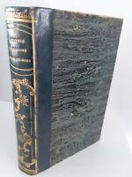 Obras Seleccionadas M. Deshoulieres Menard y Desenne 1823 Retrato En