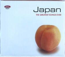 Japan Greatest Songs Ever (Petrol Records, 2007) Sealed CD