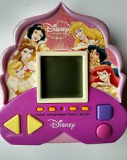 Walt Disney pink electronic Princess travel game Snow White Ariel Cinderella 👸