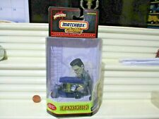 Matchbox Collectibles 2000 FRANKENSTEIN CHARACTER MB44 Model A Ford Van NewBoxed