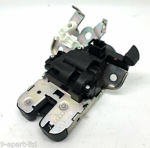 GENUINE PORSCHE CAYMAN REAR HATCH LOWER LOCK MECHANISM