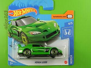 Hot Wheels 2020 - Honda S2000 - 153 - Neuf Emballage D'Origine