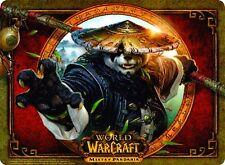 Wow - Mists of Pandaria - Mauspad Mousepad  Collectors Edition Blizzard