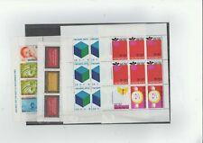 Nederland  16 postfrisse Velletjes tussen Nvph 870 en 1299 KOOPJE!!