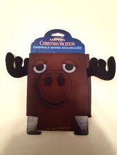 National Lampoon's CHRISTMAS VACATION Griswold Moose Mug Huggie - NEW
