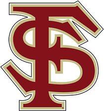 "Florida State University FS 3"" Decal"