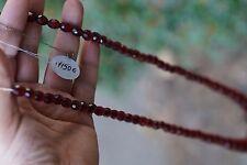 Antique Cherry Bakelite amber Collier Necklace Cadeau de Noël 81 g
