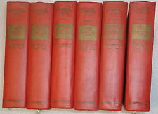 Winston Churchill - The Second World War - Hebrew edition - 6 Volumes Set 1959